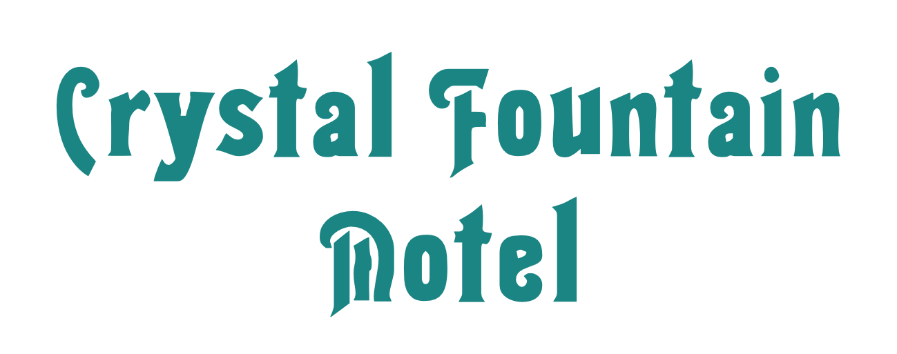 Crystal Fountain logo